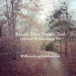 Have you been on The Bassett Trace Nature Trail - a local secret now open again to the public