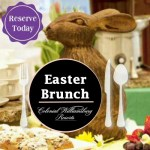 Easter Brunch at Williamsburg Lodge, Virginia Room -  Colonial Williamsburg Hotels - a Perfect Family Tradition!