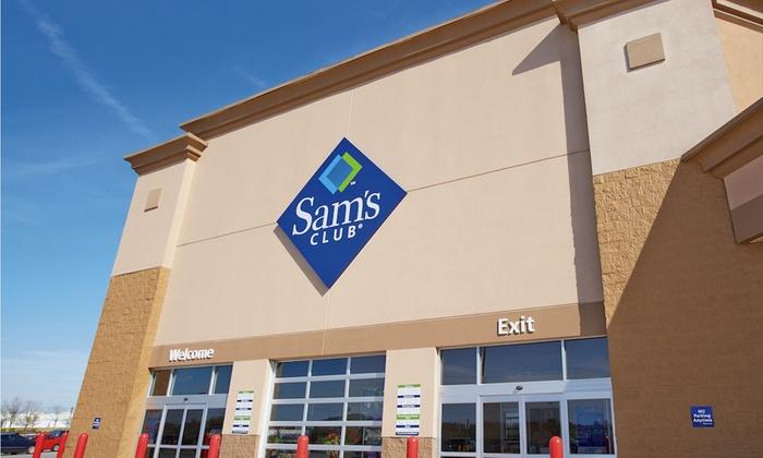 sams club groupon