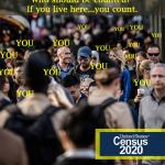 2020 Census top reasons why you should fill it out. First, we need Federal Funds...