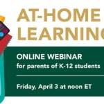 William & Mary School of Education hosts At-Home Learning Webinar for Parents