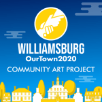 Community Art Project - Live Under Quarantine in Williamburg - submissions by July 1, 2020