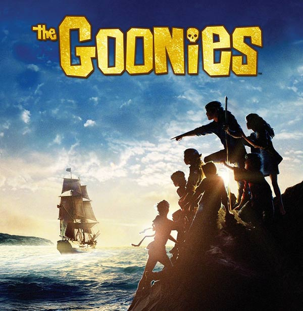 goonies movies in the park