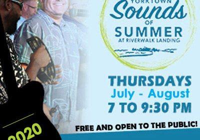 sounds of summer yorktown 2020