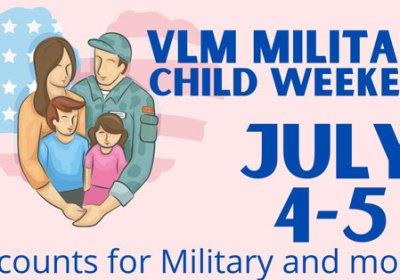 VLM Military Weekend