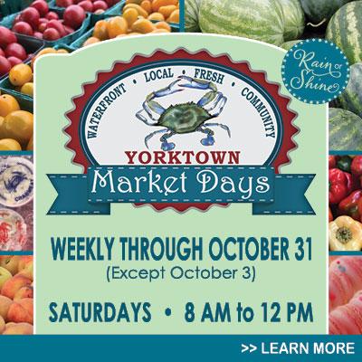 yorktown farmers market