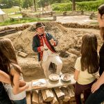 "Jamestown Settlement and the American Revolution Museum at Yorktown will offer special admission September 5th-20th during ""Homeschool Program Days,"""