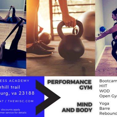 Fitness-Academy-wisc