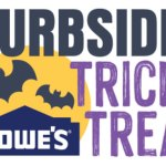 Curbside Trick or Treat at Lowes!