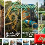 Groupon Alert! Busch Gardens, The Spa at Colonial Williamsburg and AMF Bowling