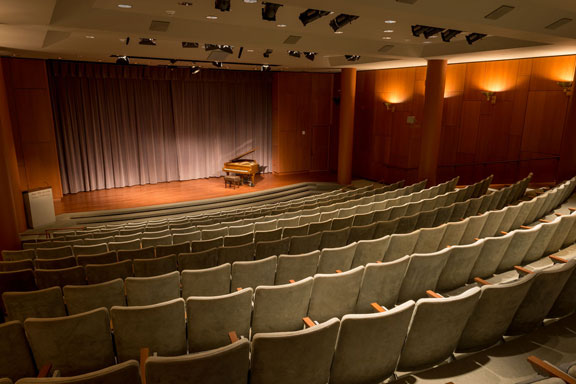 Colonial Williamsburg Hennage Auditorium