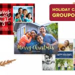 Get your holiday cards - HUGE discount because it's a Groupon!