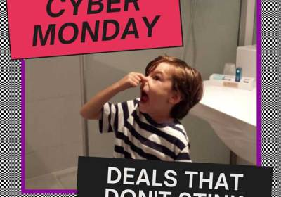 cyber monday williamsburg families
