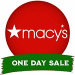Macy's One Day Sale - Save up to 60% AND $30 off $100 Rebate offer*