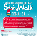 Story Walk with Williamsburg Library and Merchants Square!