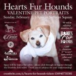 Hearts Fur Hounds Fundraiser to benefit Homes fur Hounds