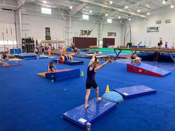 Williamsburg Gymnastics