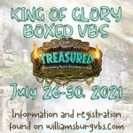 King of Glory At-Home VBS!