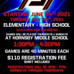Summer Flag Football Boys & Girls Division - with 757 Next Level Sports - Register Now!