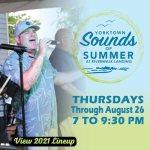 Summer 2021 - Yorktown Sounds of Summer at the Riverwalk