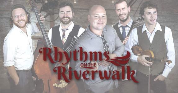 Rhythms on the Riverwalk Featuring The Whiskey Rebellion