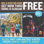 Busch Gardens Discounts for Howl-O-Scream FREE!