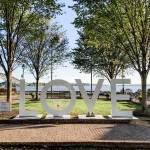 LOVE letters artwork in Yorktown are now permanent attraction
