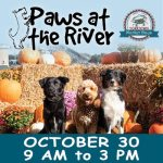 Paws at the Riverwalk Yorktown Market - Pet Parade and Trick or Treating for Kids - Oct 30