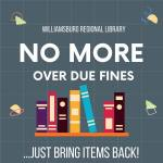 Williamsburg Regional Library decides to end overdue fines but there will still be a lost charges..