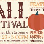 Williamsburg Regional Library Weekly and Upcoming Events & Activities