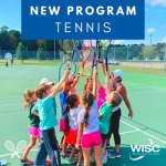 WISC is now offering Tennis Lessons