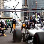 Azerbaijan Grand Prix 2018 – Race