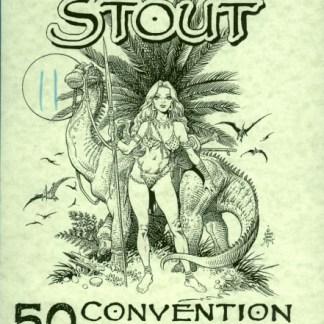 50 Convention Sketches - Volume 11