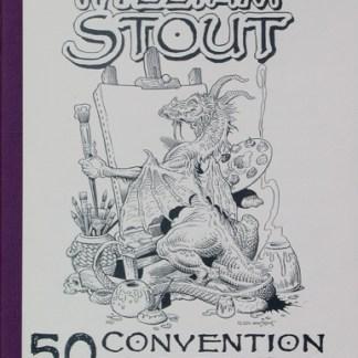 William Stout 50 Convention Sketches Volume 17