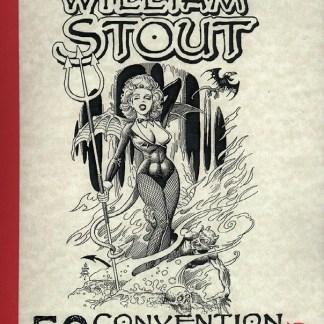 50 Convention Sketches - Volume 12