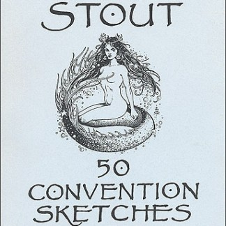 RE-OFFERED! 50 Convention Sketches - Volume 2