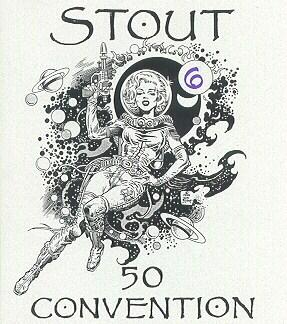 50 Convention Sketches - Volume 6