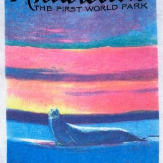 Antarctica - The First World Park Sweatshirt