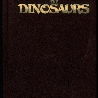 THE DINOSAURS Original - Limited Leatherbound