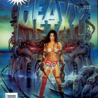 Heavy Metal Fall 1997