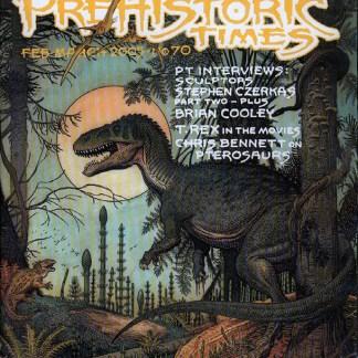 Prehistoric Times #70