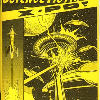 1979 Science Fiction X-PO Program Book