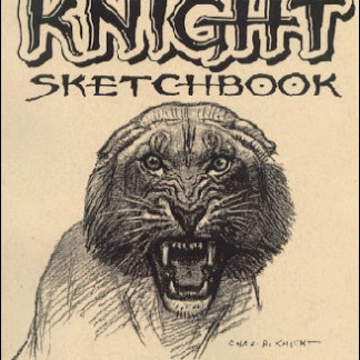Charles R. Knight Sketchbook - Volume 1
