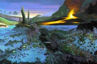 Life Before Dinosaurs I