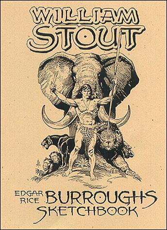 Edgar Rice Burroughs Sketchbook