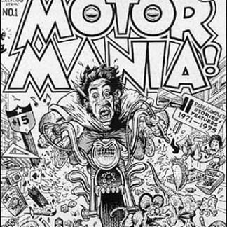 William Stout's Motor Mania