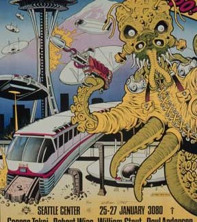 SF X-PO Poster 1980