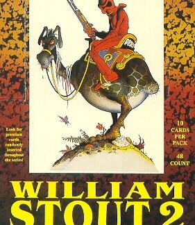 William Stout 2 - 90 card set