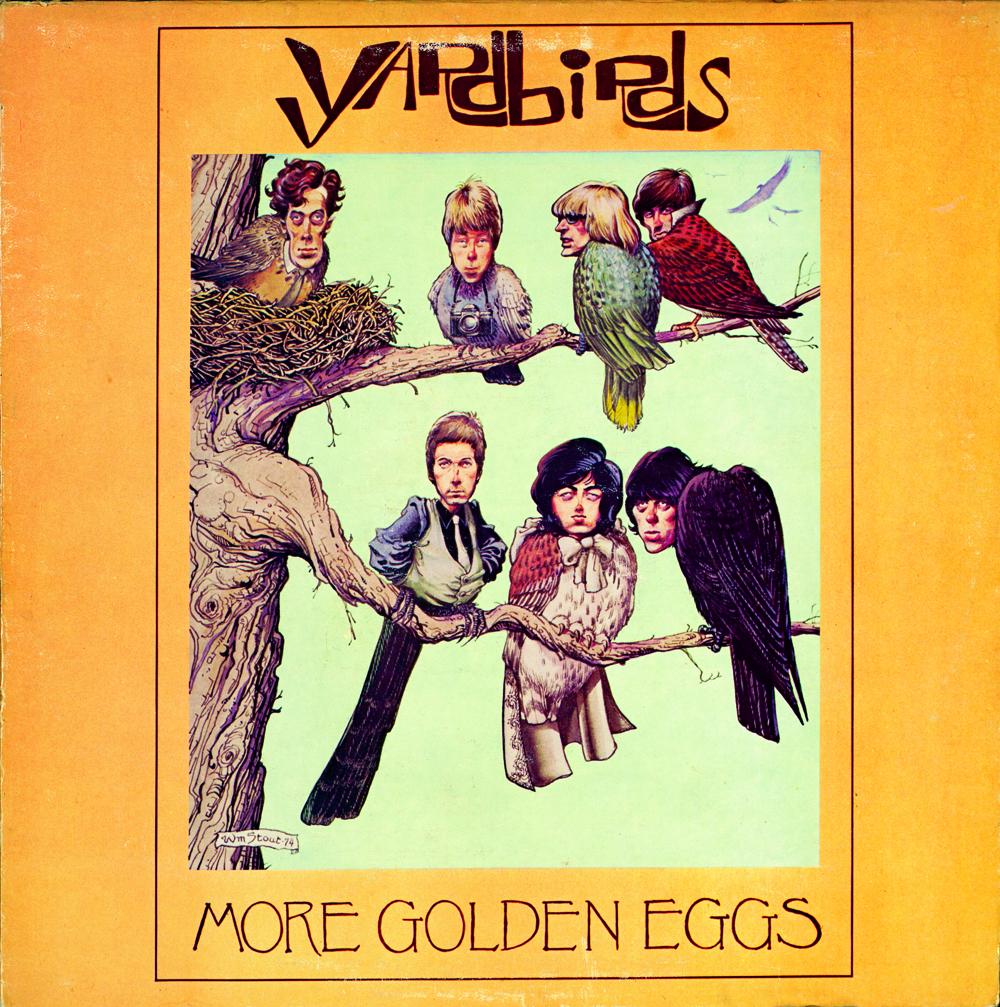 Resultado de imagem para yardbirds caricature