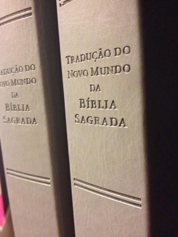 Tradução do novo Mundo da Bíblia Sagrada